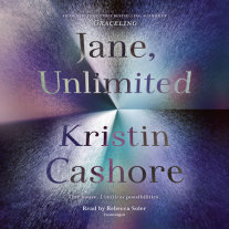 Jane, Unlimited Cover
