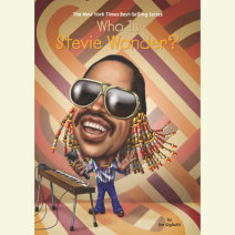 Who is Stevie Wonder? Cover