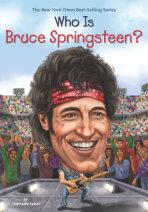 Who Is Bruce Springsteen? Cover