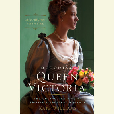 Becoming Queen Victoria cover