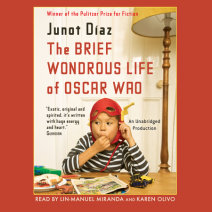 The Brief Wondrous Life of Oscar Wao Cover