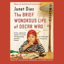 The Brief Wondrous Life of Oscar Wao Cover