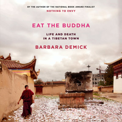 Eat the Buddha cover