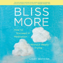 Bliss More Cover