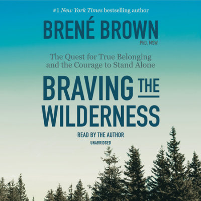Braving the Wilderness cover