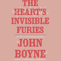 The Heart's Invisible Furies Cover