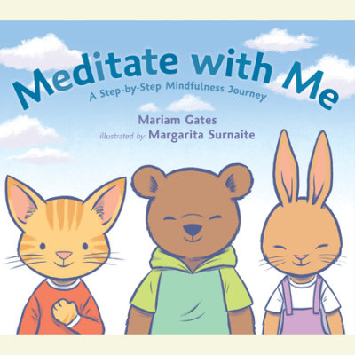Meditate with Me cover