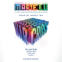 Warcross Cover