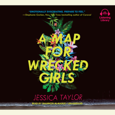 A Map for Wrecked Girls cover