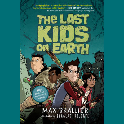 The Last Kids on Earth cover