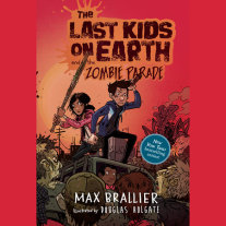 The Last Kids on Earth and the Zombie Parade Cover