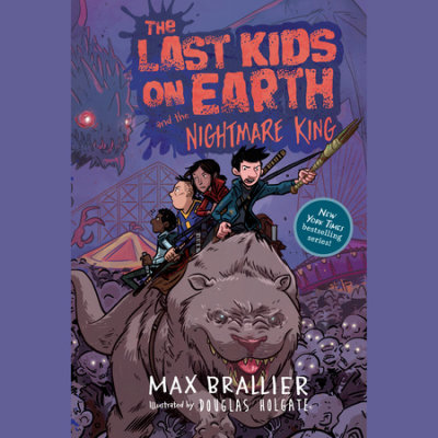 The Last Kids on Earth and the Nightmare King cover