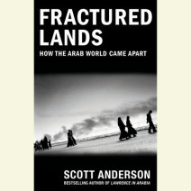 Fractured Lands Cover