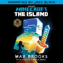 Minecraft: The Island (Narrated by Jack Black) Cover
