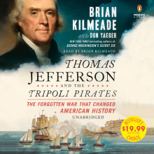 Thomas Jefferson and the Tripoli Pirates Cover