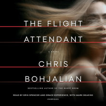 The Flight Attendant Cover
