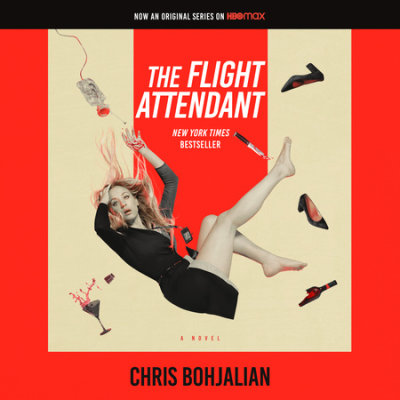The Flight Attendant cover