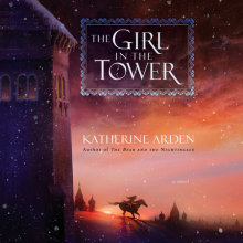 The Girl in the Tower Cover