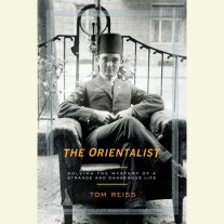 The Orientalist Cover