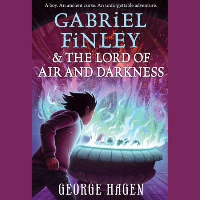 Gabriel Finley and the Lord of Air and Darkness cover