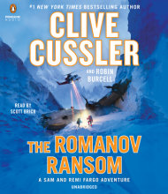 The Romanov Ransom Cover