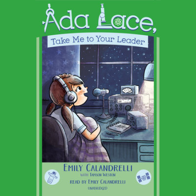 Ada Lace, Take Me To Your Leader cover