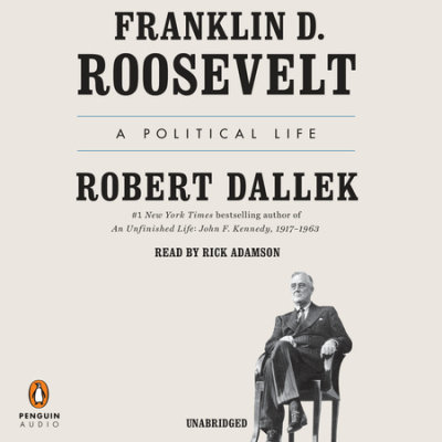 Franklin D. Roosevelt cover