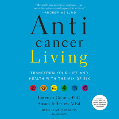 Anticancer Living cover