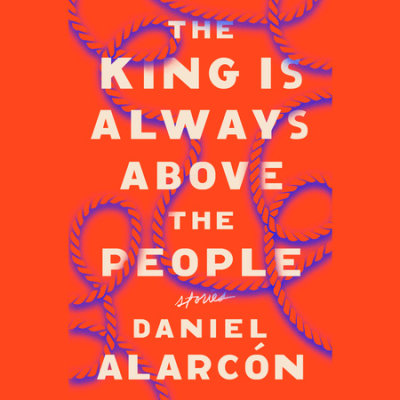 The King Is Always Above the People cover