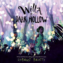 Willa of Dark Hollow Cover