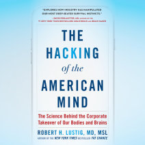 The Hacking of the American Mind Cover