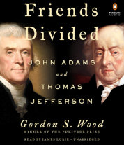 Friends Divided Cover