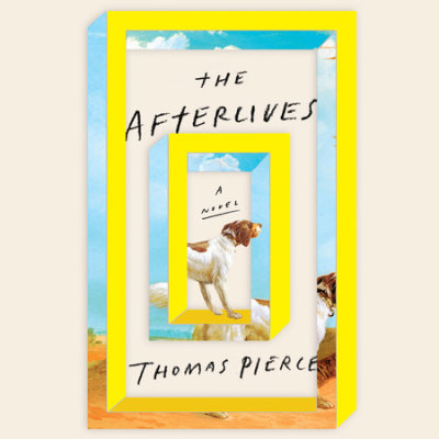 The Afterlives cover
