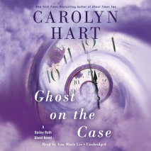Ghost on the Case Cover