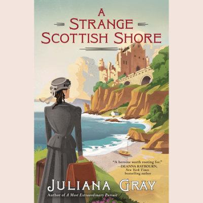 A Strange Scottish Shore cover