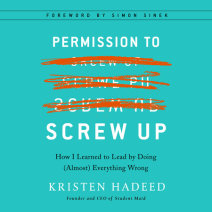 Permission to Screw Up Cover