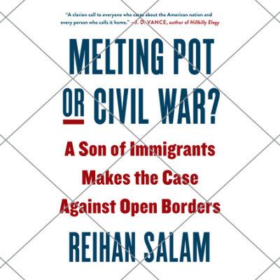 Melting Pot or Civil War? cover