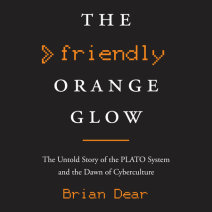 The Friendly Orange Glow Cover