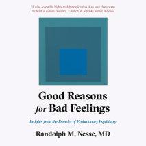 Good Reasons for Bad Feelings Cover