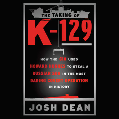 The Taking of K-129 cover