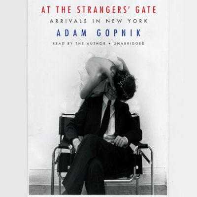 At the Strangers' Gate cover