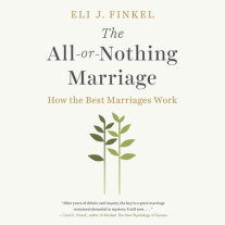 The All-or-Nothing Marriage Cover