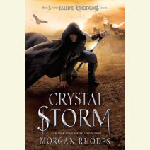 Crystal Storm Cover