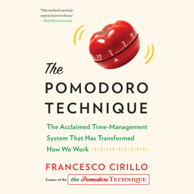 The Pomodoro Technique cover