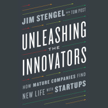 Unleashing the Innovators Cover