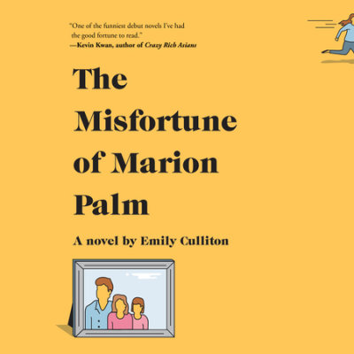 The Misfortune of Marion Palm cover