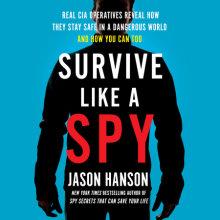Survive Like a Spy Cover