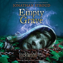 Lockwood & Co., Book Five The Empty Grave Cover