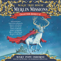 Merlin Missions Collection: Books 1-8 Cover