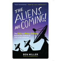The Aliens Are Coming! Cover